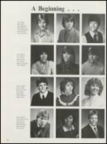1983 Arlington High School Yearbook Page 22 & 23