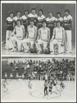 1983 Arlington High School Yearbook Page 92 & 93