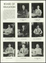 1956 Clarkstown High School Yearbook Page 12 & 13