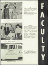 1956 Clarkstown High School Yearbook Page 14 & 15
