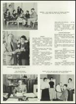 1956 Clarkstown High School Yearbook Page 16 & 17
