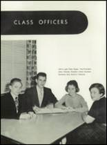 1956 Clarkstown High School Yearbook Page 22 & 23