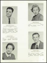 1956 Clarkstown High School Yearbook Page 24 & 25
