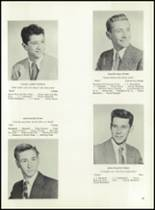 1956 Clarkstown High School Yearbook Page 26 & 27