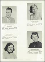 1956 Clarkstown High School Yearbook Page 28 & 29