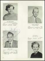 1956 Clarkstown High School Yearbook Page 30 & 31