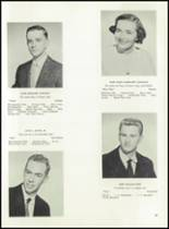 1956 Clarkstown High School Yearbook Page 32 & 33