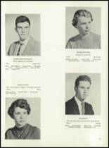 1956 Clarkstown High School Yearbook Page 34 & 35