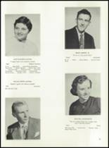 1956 Clarkstown High School Yearbook Page 36 & 37