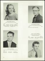 1956 Clarkstown High School Yearbook Page 38 & 39