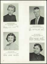 1956 Clarkstown High School Yearbook Page 42 & 43