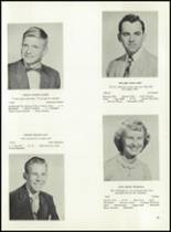 1956 Clarkstown High School Yearbook Page 46 & 47
