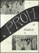 1956 Clarkstown High School Yearbook Page 62 & 63