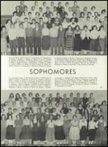 1956 Clarkstown High School Yearbook Page 66 & 67