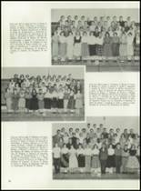 1956 Clarkstown High School Yearbook Page 68 & 69