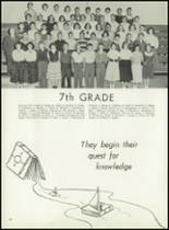 1956 Clarkstown High School Yearbook Page 70 & 71
