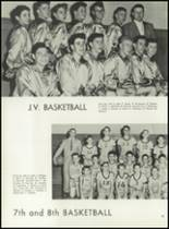 1956 Clarkstown High School Yearbook Page 80 & 81