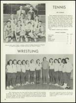 1956 Clarkstown High School Yearbook Page 82 & 83
