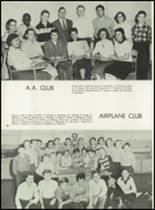 1956 Clarkstown High School Yearbook Page 92 & 93