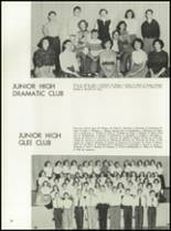 1956 Clarkstown High School Yearbook Page 96 & 97