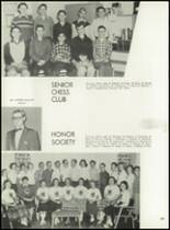 1956 Clarkstown High School Yearbook Page 104 & 105
