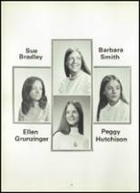 1973 Rosati-Kain High School Yearbook Page 22 & 23