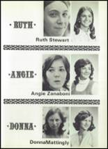1973 Rosati-Kain High School Yearbook Page 34 & 35