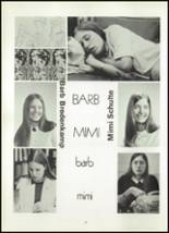 1973 Rosati-Kain High School Yearbook Page 42 & 43