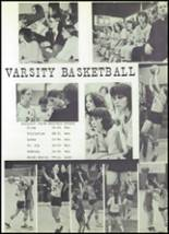 1973 Rosati-Kain High School Yearbook Page 70 & 71