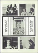 1973 Rosati-Kain High School Yearbook Page 86 & 87