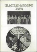 1973 Rosati-Kain High School Yearbook Page 104 & 105