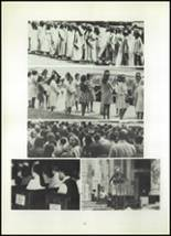 1973 Rosati-Kain High School Yearbook Page 110 & 111