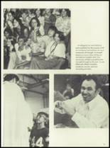 1977 Catholic High School Yearbook Page 16 & 17