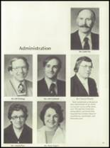 1977 Catholic High School Yearbook Page 22 & 23