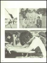 1977 Catholic High School Yearbook Page 54 & 55