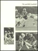 1977 Catholic High School Yearbook Page 82 & 83