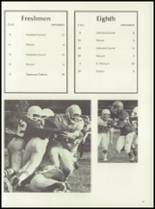 1977 Catholic High School Yearbook Page 84 & 85