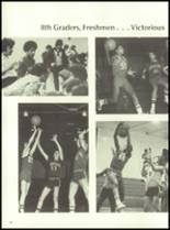 1977 Catholic High School Yearbook Page 98 & 99