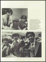 1977 Catholic High School Yearbook Page 154 & 155