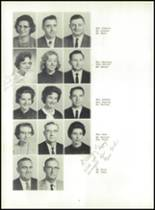 1965 Stedman High School Yearbook Page 10 & 11