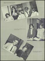 1965 Stedman High School Yearbook Page 12 & 13