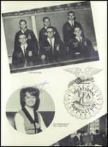 1965 Stedman High School Yearbook Page 16 & 17