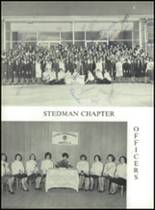 1965 Stedman High School Yearbook Page 18 & 19