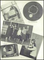 1965 Stedman High School Yearbook Page 20 & 21