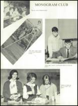 1965 Stedman High School Yearbook Page 26 & 27