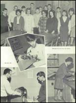 1965 Stedman High School Yearbook Page 30 & 31