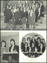 1965 Stedman High School Yearbook Page 34 & 35