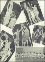 1965 Stedman High School Yearbook Page 36 & 37