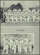 1965 Stedman High School Yearbook Page 38 & 39