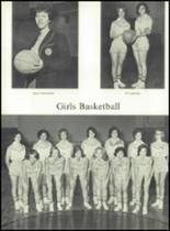 1965 Stedman High School Yearbook Page 44 & 45